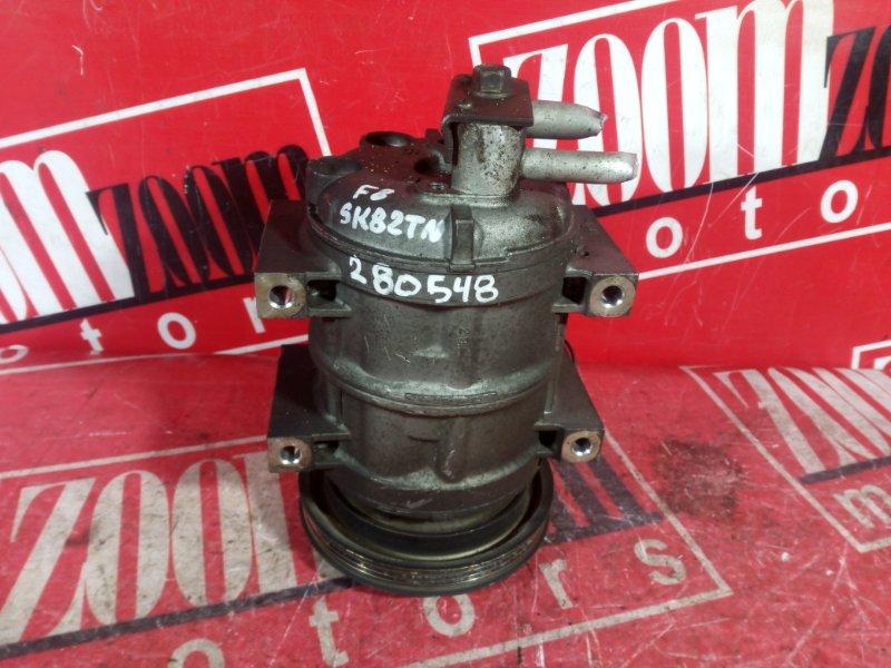 Компрессор кондиционера Mazda Bongo SK82M F8 2000