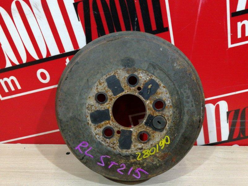 Барабан тормозной Toyota Caldina ST215G 3S-FE 1997 задний