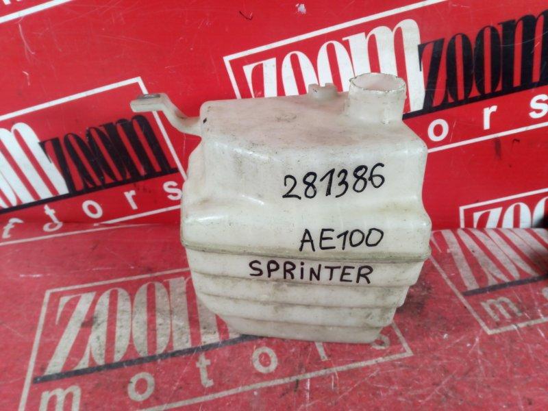 Резонатор воздушного фильтра Toyota Sprinter AE100 5A-FE 1995