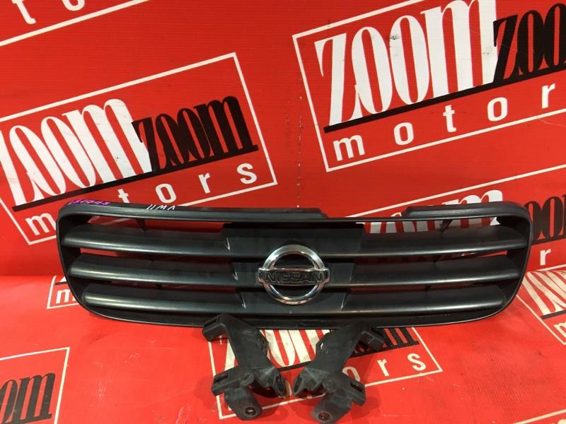 Решетка радиатора Nissan Expert VW11 QG18DE 1998 передняя черный