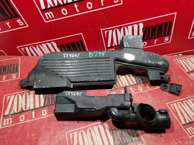 Воздухозаборник Mazda Familia BJ5W ZL-DE 1998