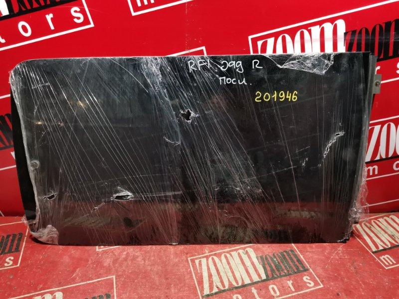 Стекло собачника Honda Stepwgn RF1 B20B заднее правое