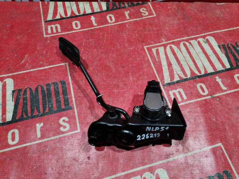 Педаль Toyota Succeed NLP51 1ND-TV 2002