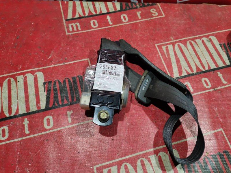 Ремень безопасности Honda Cr-V RD1 B20B 1996 передний правый