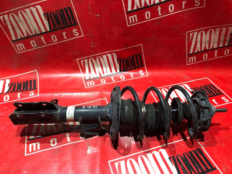 Стойка подвески Honda Fit Aria GD6 L15A 2005 передняя правая