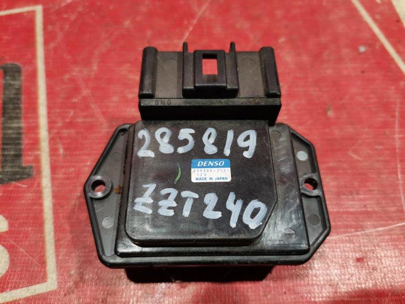Реостат печки Toyota Allion AZT240 1AZ-FE 2001