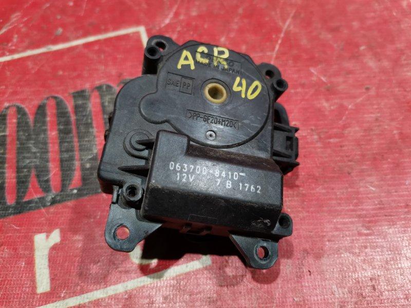 Привод заслонок отопителя Toyota Estima ACR40 2AZ-FE 2003