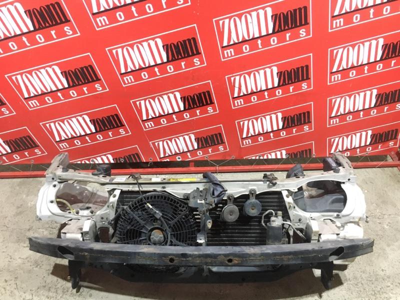 Рамка радиатора Toyota Sprinter AE110 5A-FE 1997 передняя серый