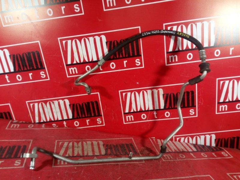 Шланг кондиционера Mitsubishi Lancer Cedia CS5W 4G93 2000 верхний