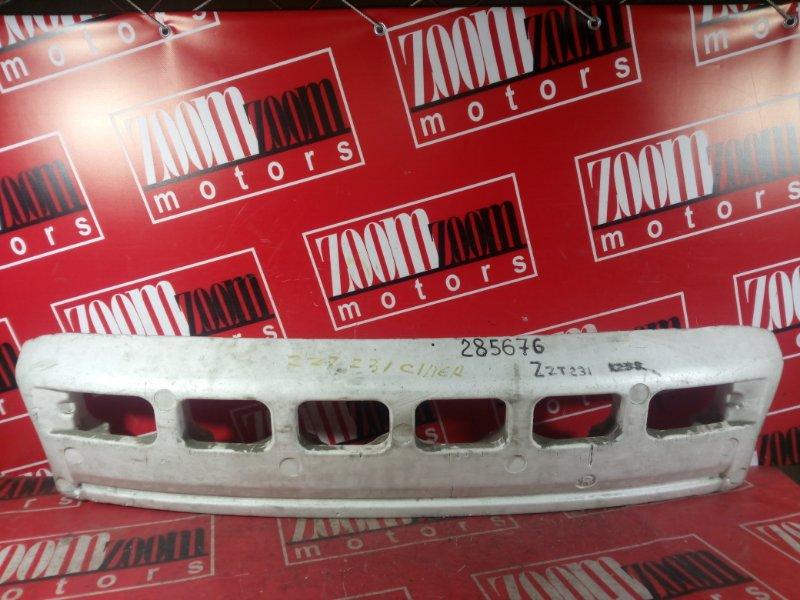 Усилитель бампера Toyota Celica ZZT231 2ZZ-GE 1999 передний