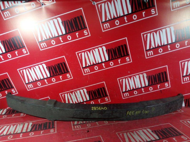 Усилитель бампера Toyota Premio AZT240 1AZ-FSE 2001 передний