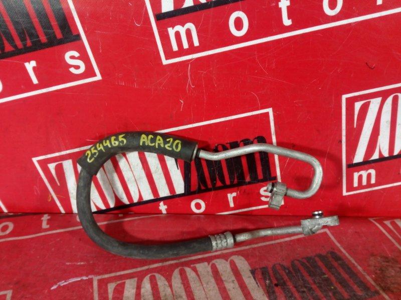 Шланг кондиционера Toyota Rav4 ACA20 1AZ-FE 2000 верхний