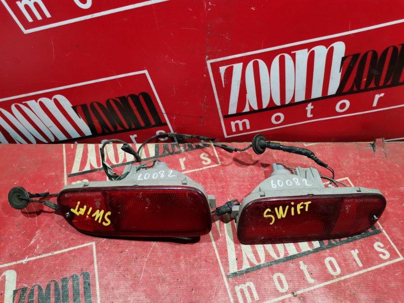 Катафот в бампер Suzuki Swift HT51S 2000 задний в бампер 00г. RR042