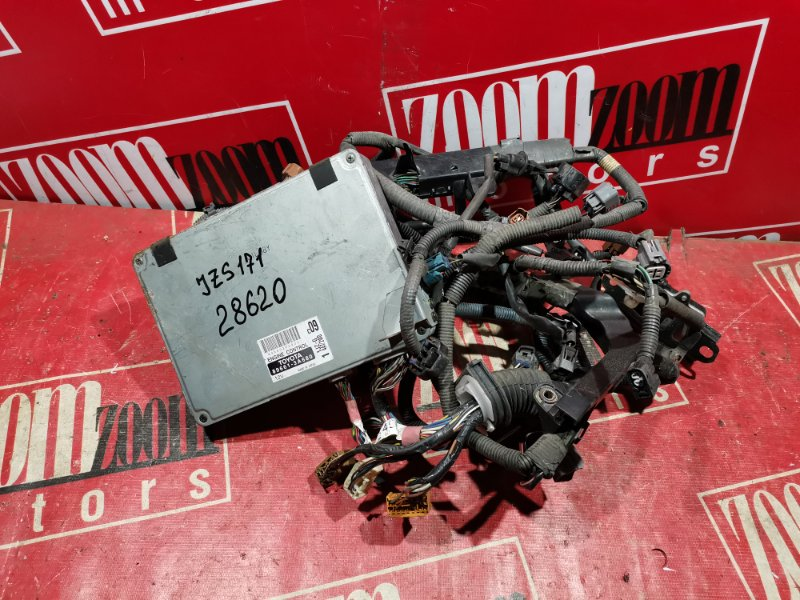 Электропроводка Toyota Crown JZS171