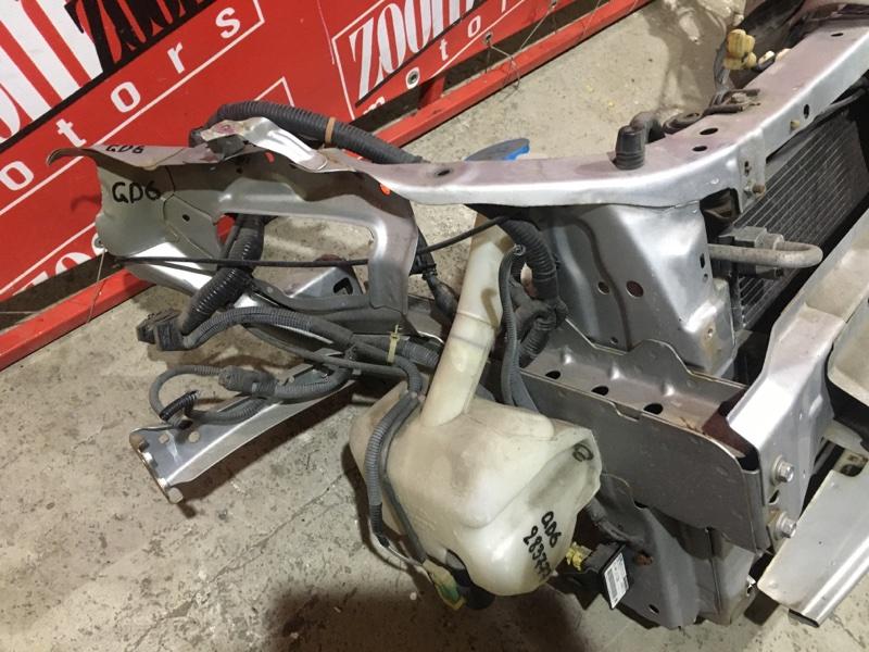 Бачок омывателя Honda Fit Aria GD6 L15A 2002 передний