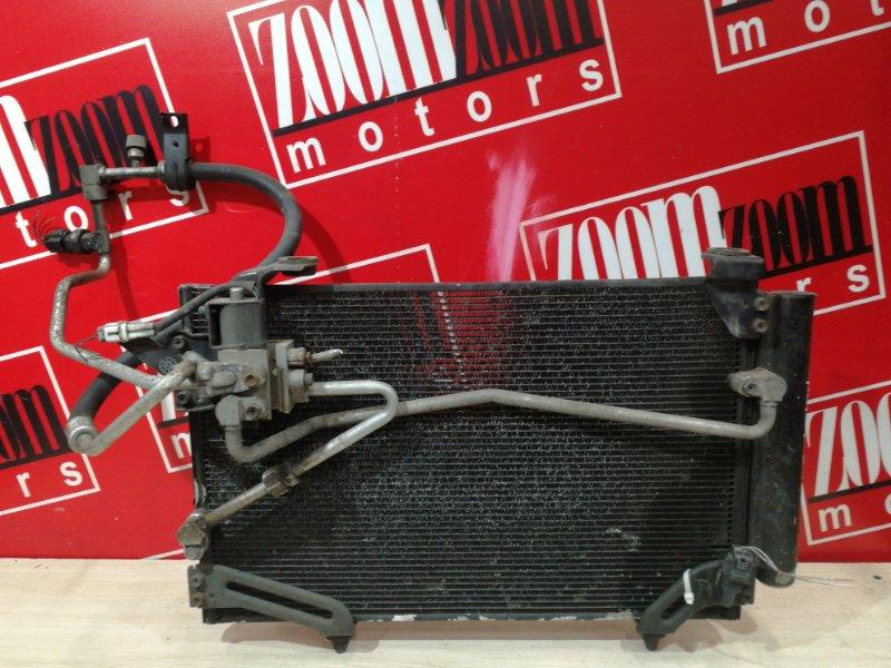 Радиатор кондиционера Toyota Succeed NLP51V 1ND-TV 2002