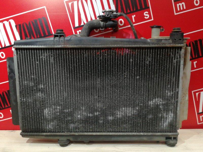 Радиатор двигателя Toyota Succeed NCP51V 1NZ-FE 2002