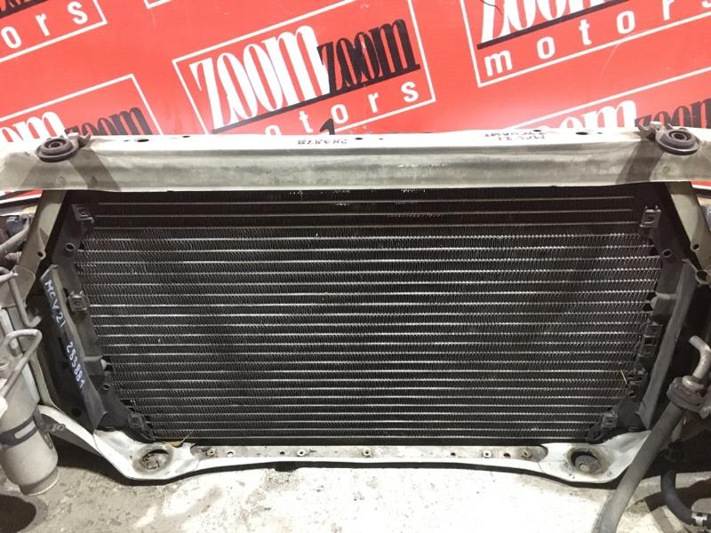 Радиатор кондиционера Toyota Windom MCV21 2MZ-FE 1996 передний