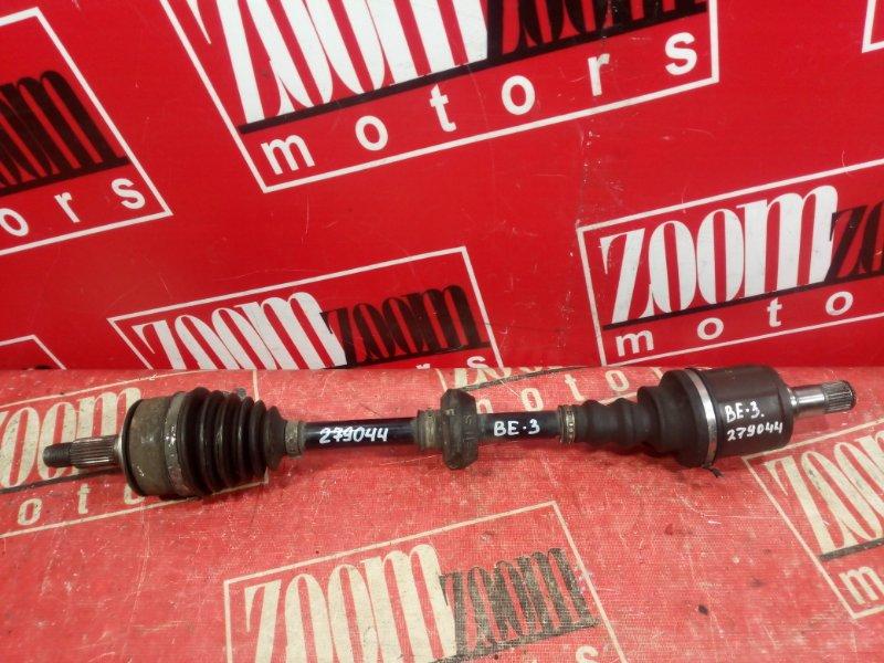 Привод Honda Edix BE3 K20A 2004 передний левый