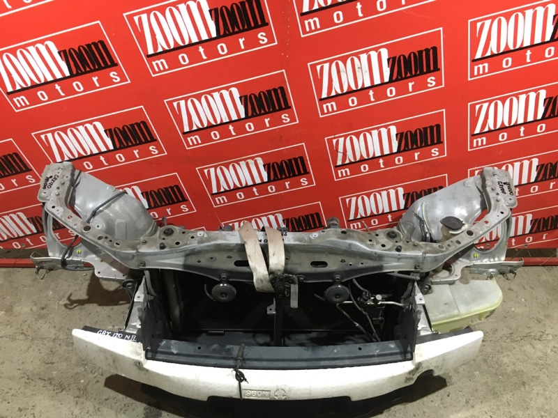 Рамка радиатора Toyota Mark X GRX120 4GR-FSE 2004 передняя серый