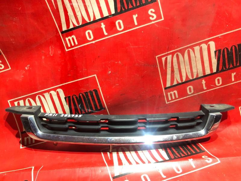 Решетка радиатора Nissan Presea PR11 SR18DE 1995 передняя белый перламутр
