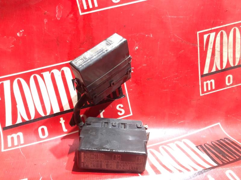 Блок реле и предохранителей Nissan Presea PR11 SR18DE 1995