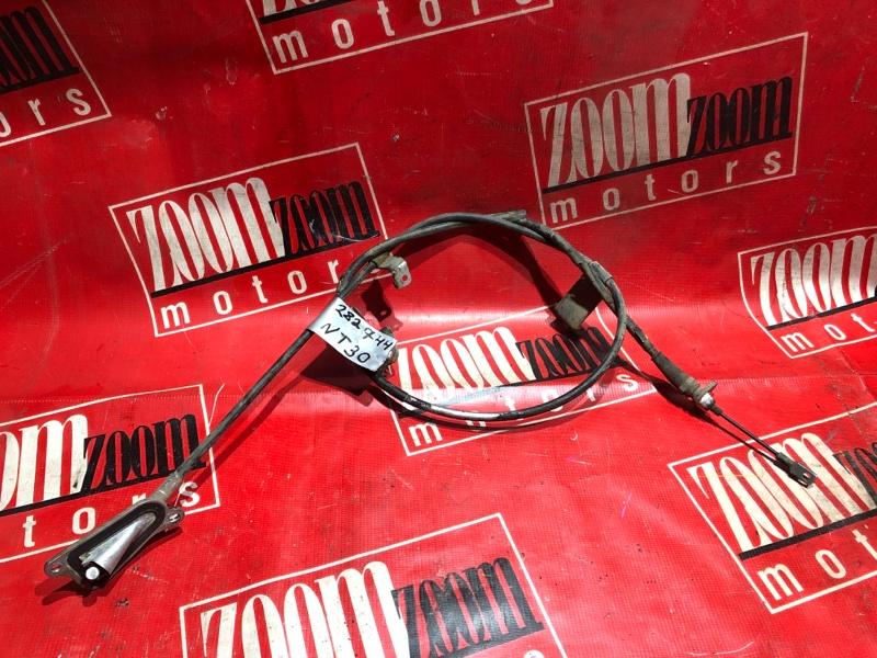 Трос ручника Nissan X-Trail NT30 QR20DE `2001 задний левый