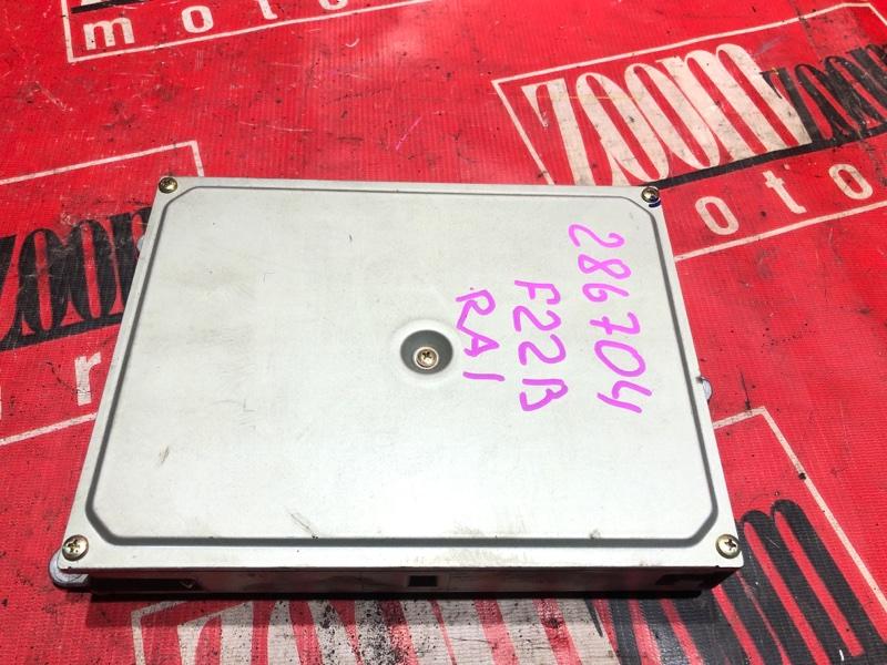 Компьютер (блок управления) Honda Odyssey RA1 F22B 1994 37820-P1E-900