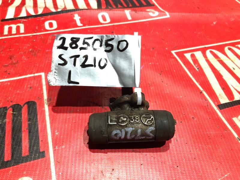 Рабочий тормозной цилиндр Toyota Corona Premio AT210 5A-FE 1996 задний левый