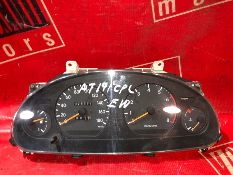Комбинация приборов (спидометр) Toyota Carina AT190 5A-FE 1992 83200-20330