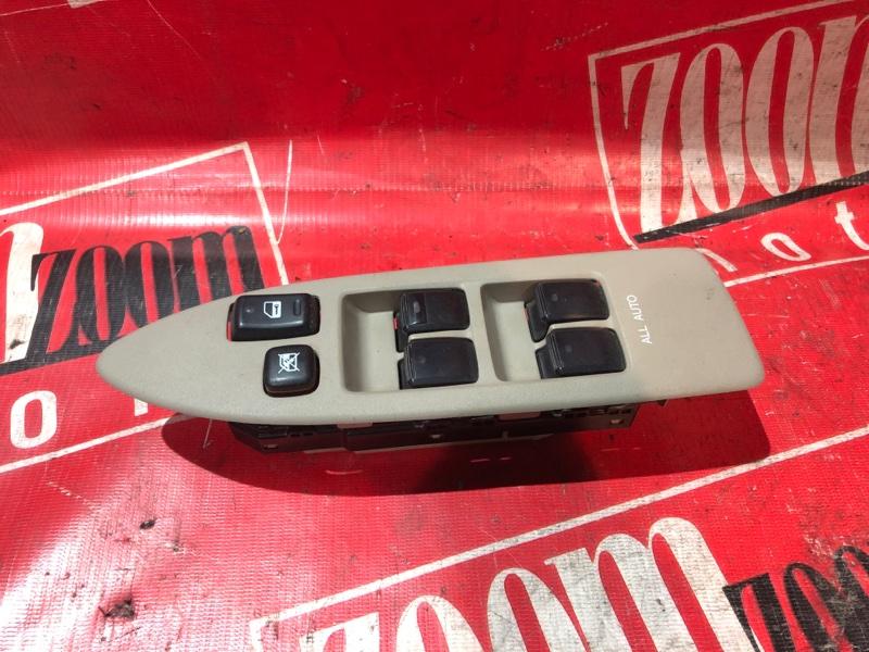 Блок управления стеклоподъемниками Toyota Premio NZT240 1NZ-FE `2001 передний правый
