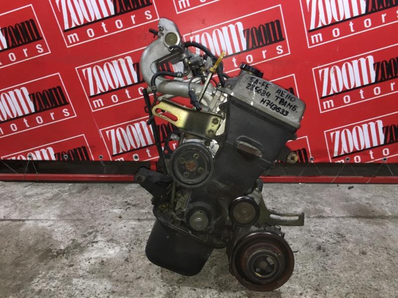 Двигатель Toyota Sprinter AE110 5A-FE 1996 H743633