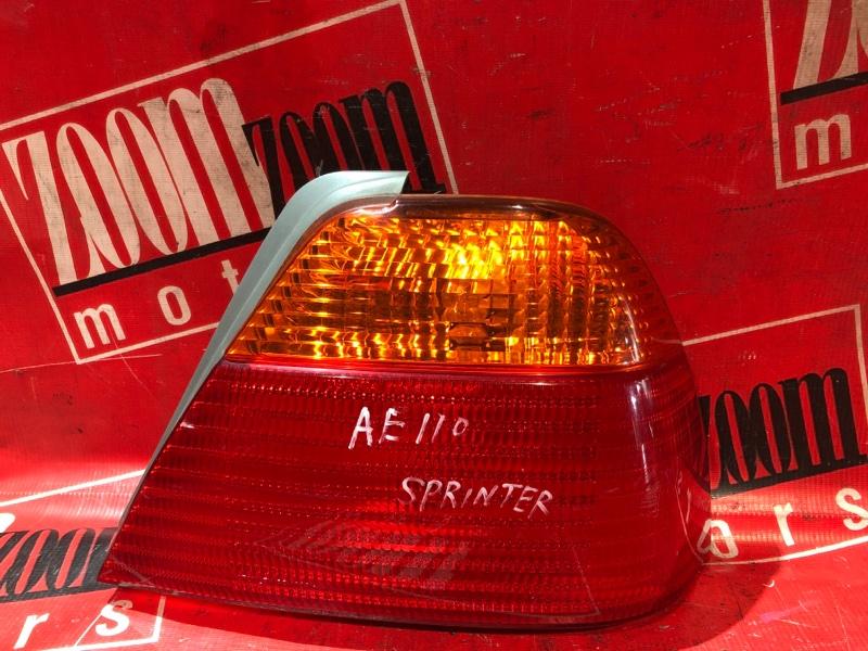 Фонарь (стоп-сигнал) Toyota Sprinter AE110 5A-FE 1997 задний правый 18-36