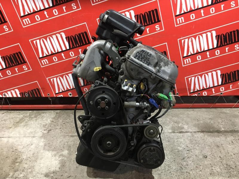 Двигатель Suzuki Wagon R Solio MA34S M13A 2000 1094194