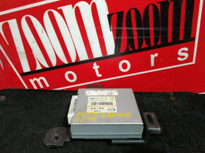 Блок управления кпп Mazda Demio DE3FS ZJ-VE 2007 DJ01189E1