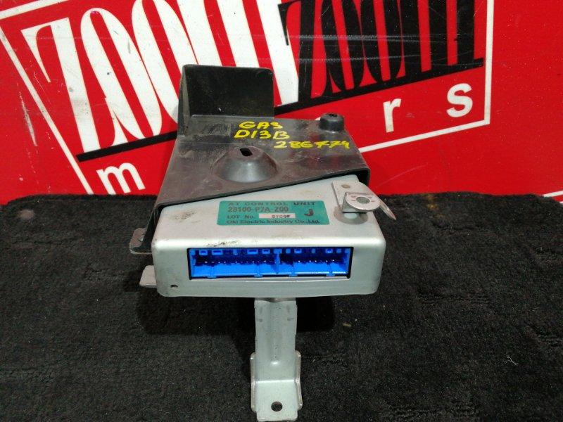 Блок управления кпп Honda Logo GA3 D13B 1996 28100-P7A-Z00