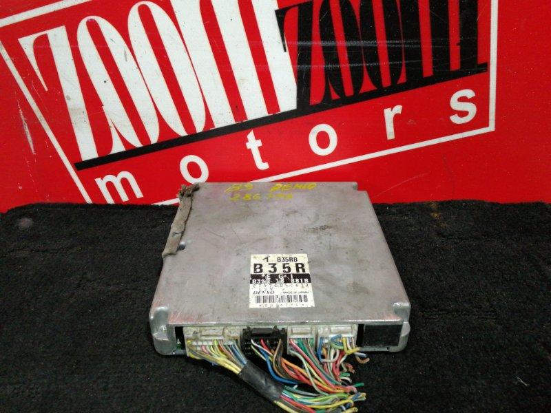 Компьютер (блок управления) Mazda Demio DW3W B3-E 1998 279700-1672