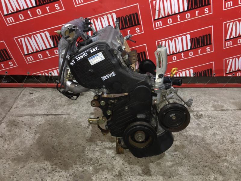 Двигатель Toyota Gaia SXM10 3S-FE 1996 2739321