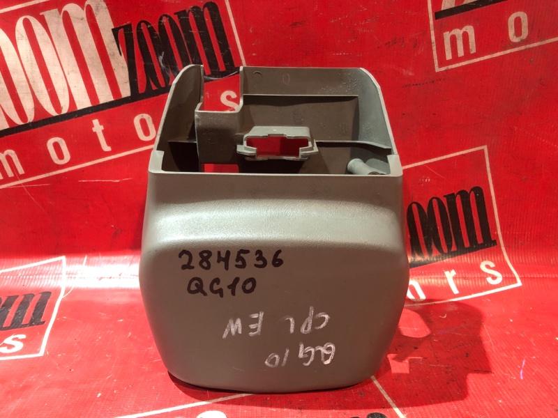 Кожух рулевой колонки Nissan Bluebird Sylphy QG10 QG18DE 2000