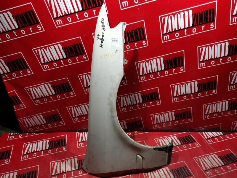Крыло Mazda Capella GF8P FS-DE 1997 переднее правое белый