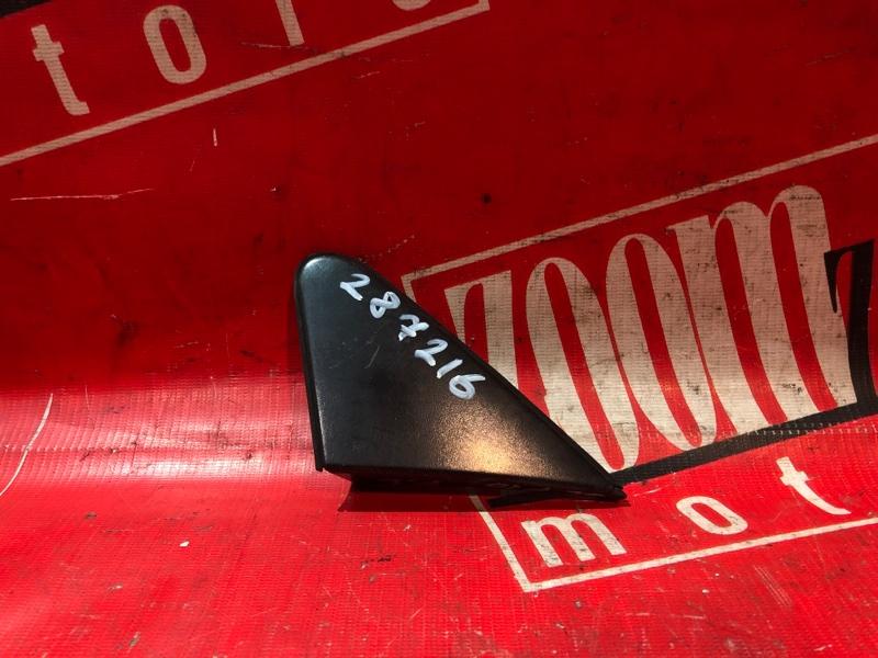 Накладка на крыло Toyota Vitz SCP10 1SZ-FE 1999 передняя левая