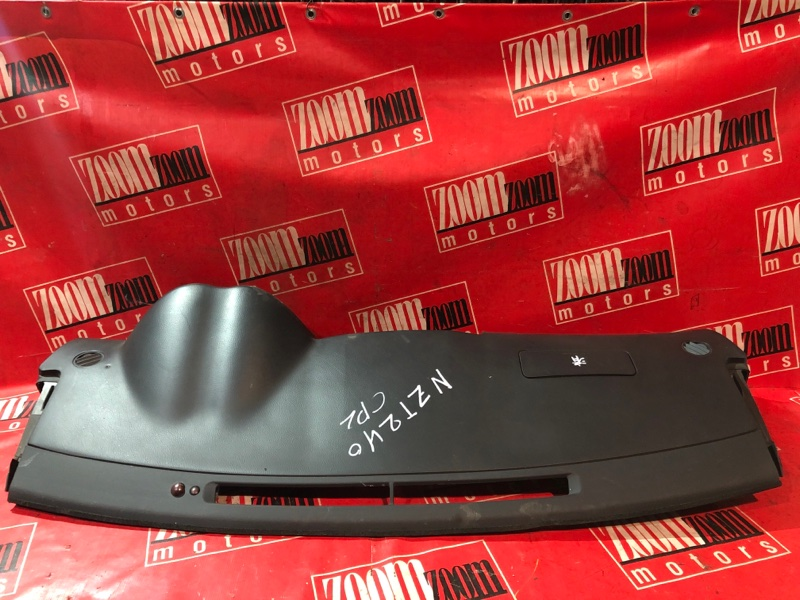 Панель передняя в салон (торпеда) Toyota Premio AZT240 1AZ-FSE 2001 черный