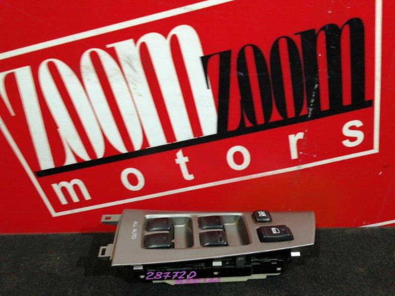 Блок управления стеклоподъемниками Toyota Corolla Fielder NZE121G 1NZ-FE 2004 правый