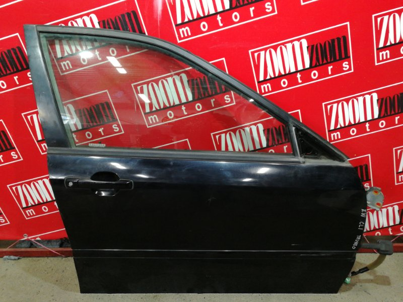 Дверь боковая Honda Torneo CL1 H22A 1997 передняя правая