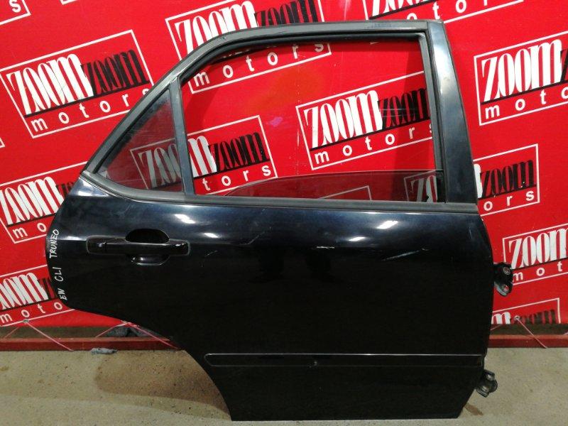Дверь боковая Honda Torneo CL1 H22A 1997 задняя правая черный