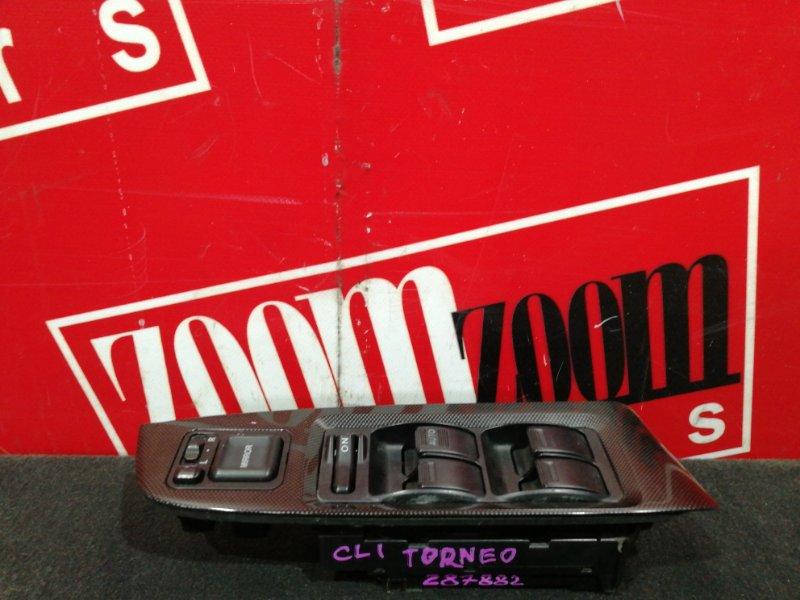 Блок управления стеклоподъемниками Honda Torneo CL1 H22A 1997
