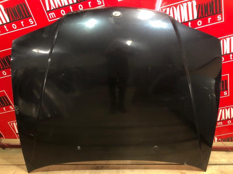 Капот Nissan Presea HR11 SR20DE 1997 черный