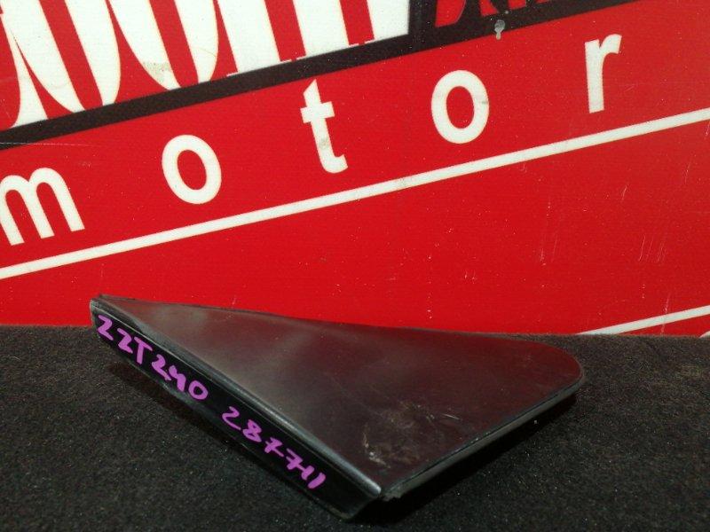 Накладка на крыло Toyota Allion ZZT240 1ZZ-FE 2001 передняя правая