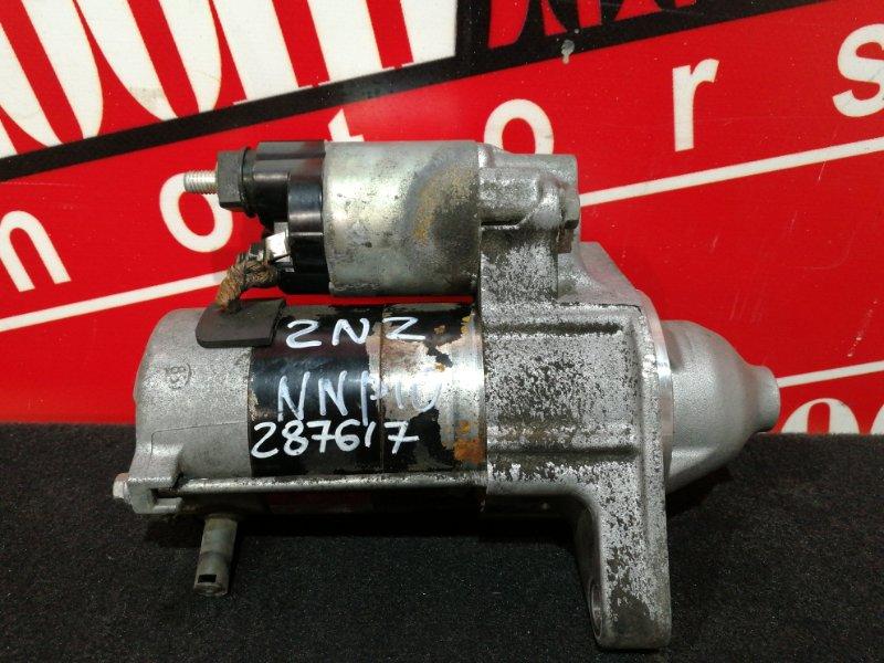 Стартер Toyota Porte NNP10 2NZ-FE 2004