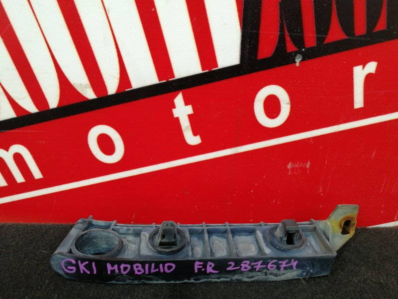 Клипса бампера Honda Mobilio Spike GK1 L15A 2005 передняя правая